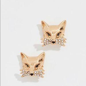 Kate spade Foxy earrings